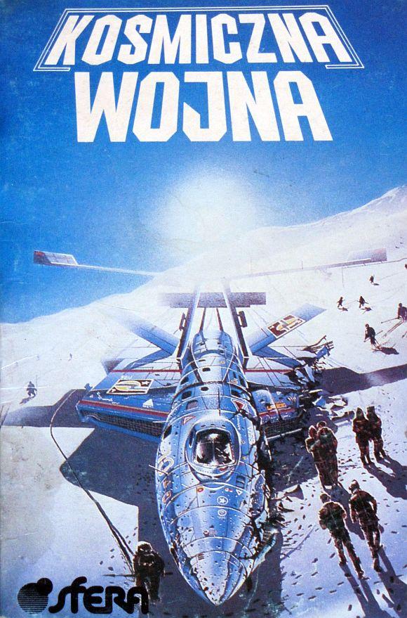 Kosmiczna Wojna_gra planszowa