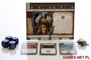 Relic - karta bohatera